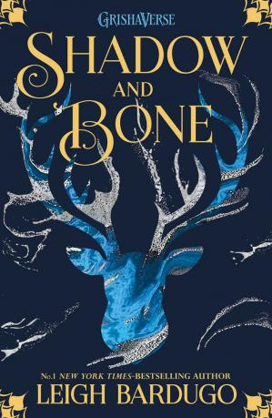 书籍封面 Shadow and Bone