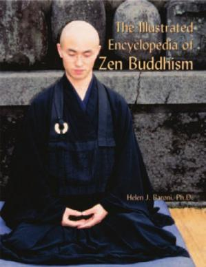 غلاف الكتاب The Illustrated Encyclopedia of Zen Buddhism