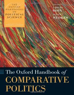 Book cover The Oxford Handbook of Comparative Politics (Oxford Handbooks of Political Science)