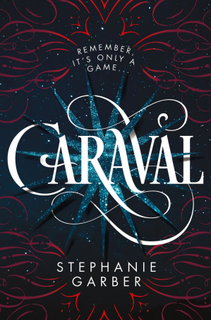 Book cover Caraval