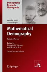 Buchdeckel Mathematical Demography: Selected Papers