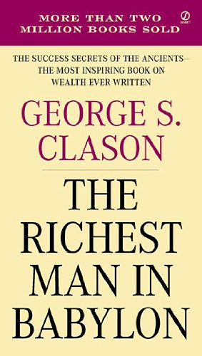 Book cover The Richest Man in Babylon