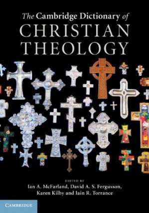 Book cover The Cambridge Dictionary of Christian Theology