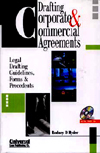 Couverture du livre Drafting Corporate and Commercial Agreements