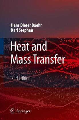 Kitap kapağı Heat and mass-transfer