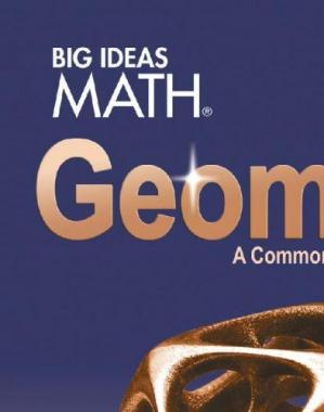 Book cover Geometry: A Common Core Curriculum