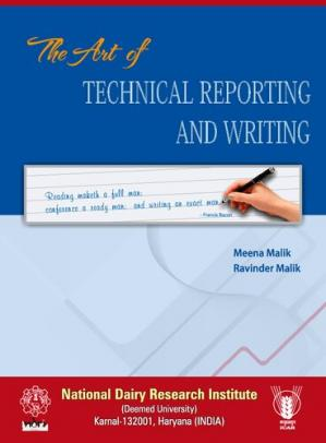 Book cover The Art of Technical Writing