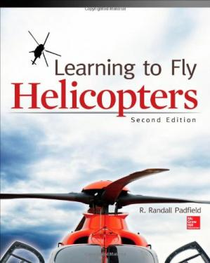 Sampul buku Learning to Fly Helicopters