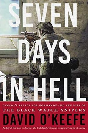Book cover Seven Days in Hell