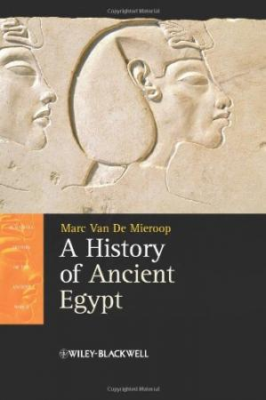 Book cover A History of Ancient Egypt