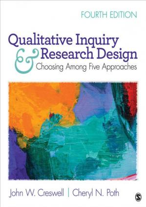 Book cover Qualitative Inquiry and Research Design: Choosing Among Five Approaches