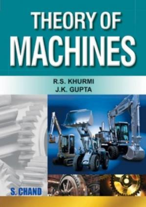 Book cover Theory of Machines