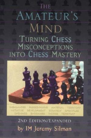 Portada del libro The Amateurs Mind - Turning Chess Misconceptions Into Chess Mastery