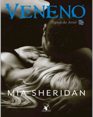 Book cover Veneno (Signos do amor #4)