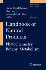 Book cover Natural Products: Phytochemistry, Botany and Metabolism of Alkaloids, Phenolics and Terpenes