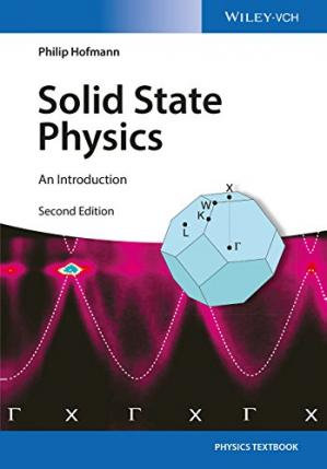 Book cover Solid State Physics: An Introduction
