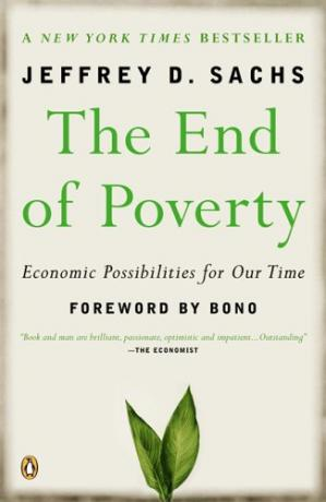 غلاف الكتاب The End of Poverty: Economic Possibilities for Our Time