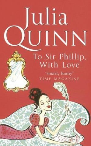 Book cover To Sir Philip with Love