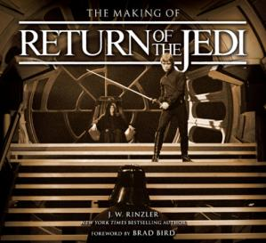 Book cover The Making of Star Wars: Return of the Jedi, Enhanced Edition