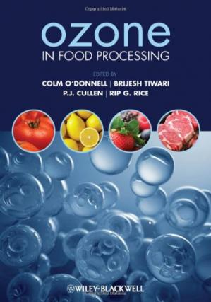 Book cover Ozone in Food Processing