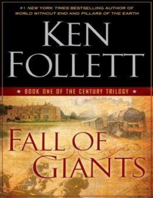 Εξώφυλλο βιβλίου Fall of Giants (Century Trilogy Book 1)