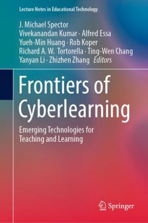 Book cover Frontiers of Cyberlearning: Emerging Technologies for Teaching and Learning