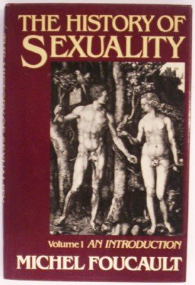 Book cover The History of Sexuality, Volume 1: An Introduction
