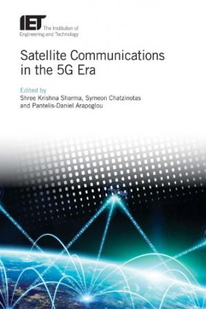 Book cover Satellite Communications in the 5G Era