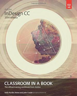 Couverture du livre Adobe InDesign CC Classroom in a Book