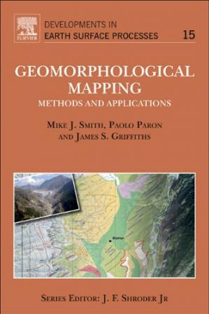 书籍封面 Geomorphological Mapping: Methods and Applications