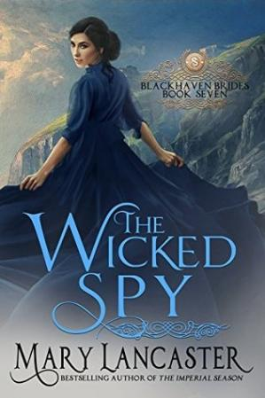 Book cover The Wicked Spy
