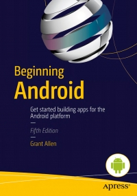 Copertina Beginning Android, 5th edition: Get started building apps for the Android platform