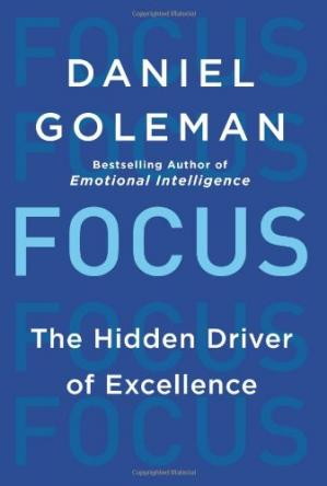 पुस्तक कवर Focus: The Hidden Driver of Excellence