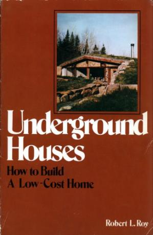 Book cover Underground houses : how to build a low-cost home