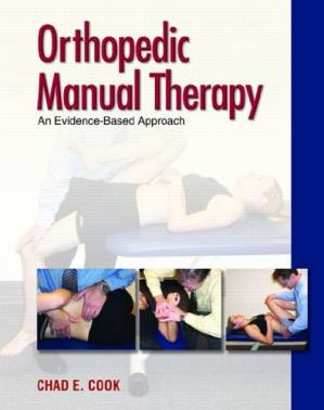 Portada del libro Orthopedic Manual Therapy: An Evidence-Based Approach