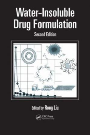 Copertina Water-Insoluble Drug Formulation, Second Edition
