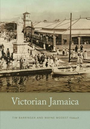 Book cover Victorian Jamaica