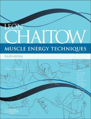 Book cover Muscle energy techniques