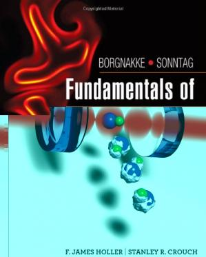 Book cover Fundamentals of Analytical Chemistry