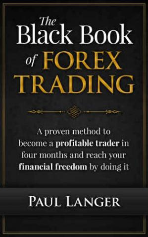 Book cover The Black Book of Forex Trading