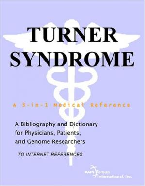 Book cover Turner Syndrome - A Bibliography and Dictionary for Physicians, Patients, and Genome Researchers