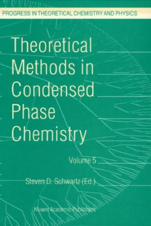 Copertina Theoretical methods in condensed phase chemistry