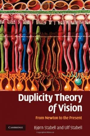 书籍封面 Duplicity Theory of Vision: From Newton to the Present