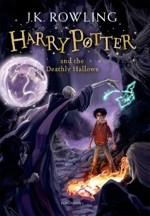 Book cover Harry Potter and the Deathly Hallows (AUDIOBOOK 7)