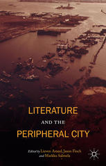Book cover Literature and the Peripheral City