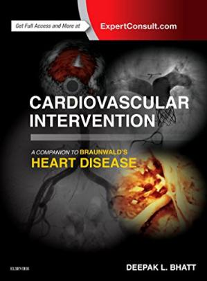 Book cover Cardiovascular Intervention: A Companion to Braunwald's Heart Disease