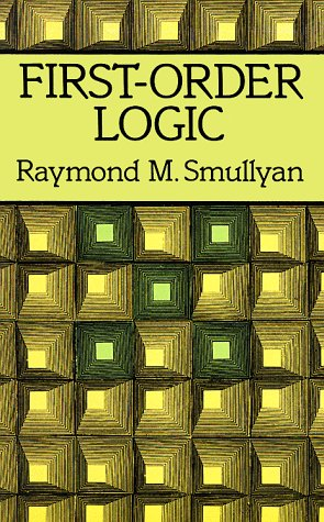 Book cover First-Order Logic