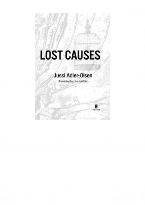 Book cover The Keeper of Lost Causes