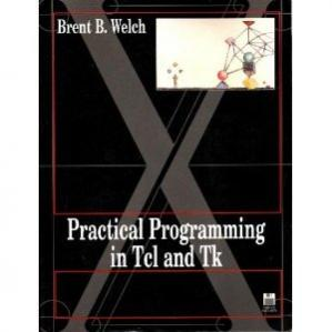 Portada del libro Practical Programming in Tcl and Tk/Book and Disk