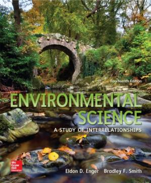 Book cover Environmental Science: A Study of Interrelationships